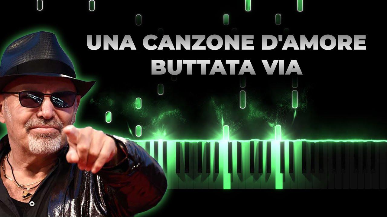 Suonerie Vasco Rossi – Una Canzone D'Amore Buttata Via